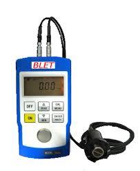 Mesureur d 39 epaisseur par ultrasons blet 0 8 300mm sonde for Entretien de jardins 08300